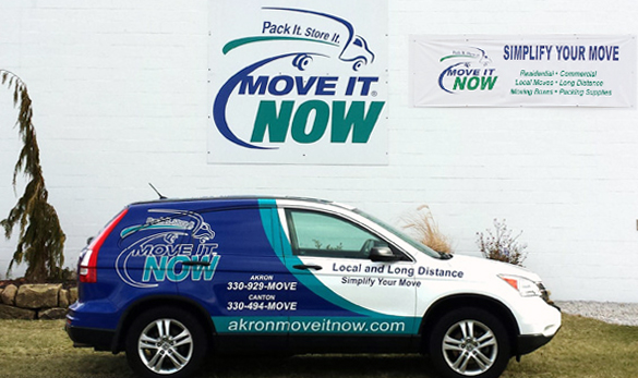 Hudson local movers Move It Now